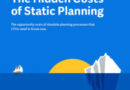 5 Cures for Static Planning